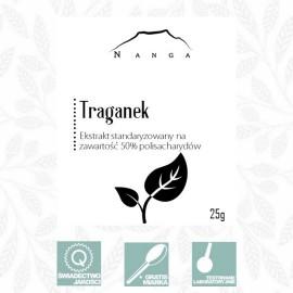Kozinec blanitý extrakt 50% polysacharidov - Astragalus membranaceus - 25g