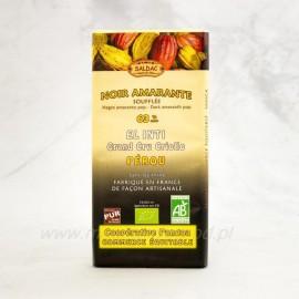 Horká čokoláda 63% kakaa s amarantusem