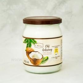 Kokosový olej lisovaný zastudena Olvita - 450ml